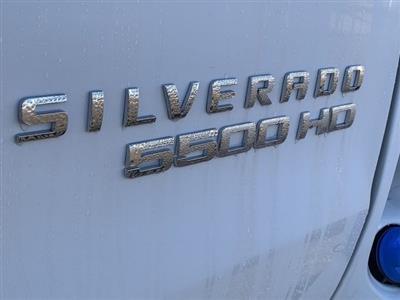 2019 Silverado 5500 Regular Cab DRW 4x2, Royal Contractor Body #KH293810 - photo 10