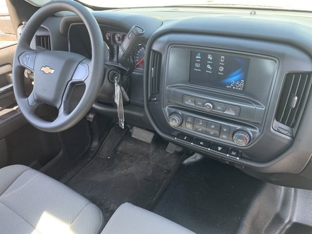 2019 Silverado Medium Duty Regular Cab DRW 4x2,  Cab Chassis #KH299915 - photo 12
