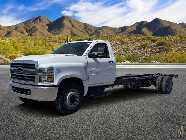 2019 Silverado Medium Duty Regular Cab DRW 4x2,  Cab Chassis #KH299915 - photo 1