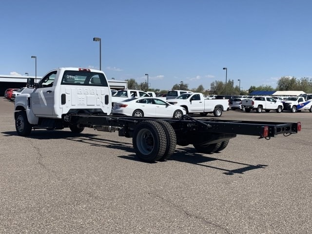 2019 Silverado Medium Duty Regular Cab DRW 4x2,  Cab Chassis #KH299915 - photo 2