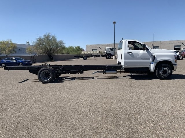 2019 Silverado Medium Duty Regular Cab DRW 4x2,  Cab Chassis #KH299915 - photo 6