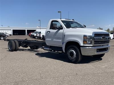 2019 Silverado Medium Duty Regular Cab DRW 4x2,  Cab Chassis #KH299915 - photo 3