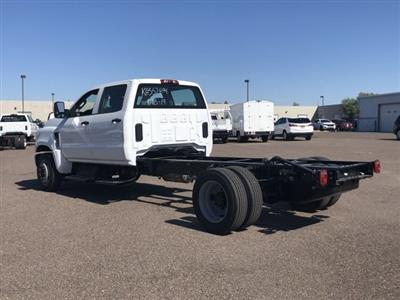 2019 Silverado Medium Duty Crew Cab DRW 4x2,  Cab Chassis #KH352894 - photo 2