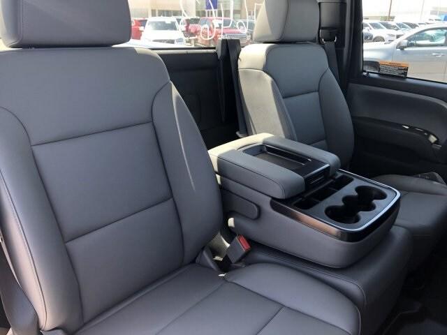 2019 Silverado Medium Duty Regular Cab DRW 4x2,  Harbor ComboMaster Combo Body #KH376453 - photo 9