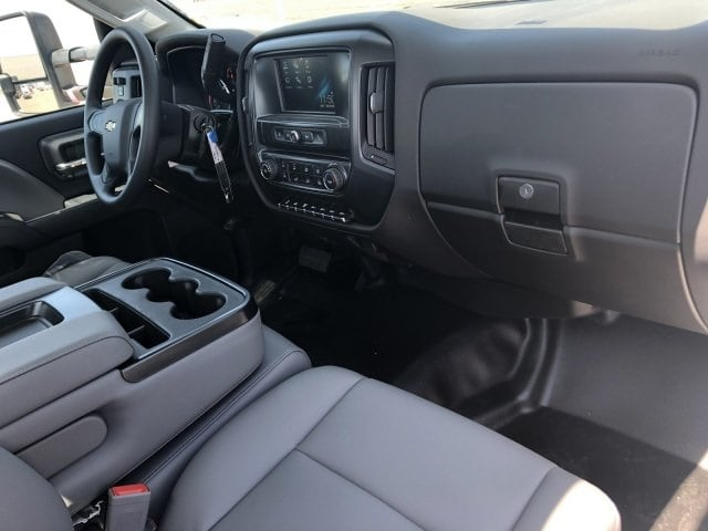 2019 Silverado Medium Duty Regular Cab DRW 4x2,  Harbor ComboMaster Combo Body #KH376453 - photo 11