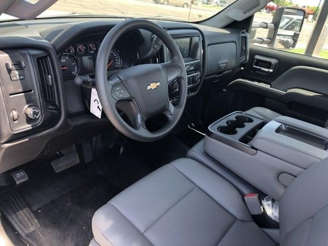 2019 Silverado Medium Duty Regular Cab DRW 4x2,  Harbor ComboMaster Combo Body #KH376453 - photo 12