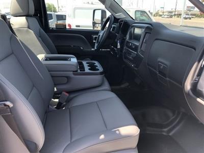 2019 Silverado Medium Duty Regular Cab DRW 4x2,  Harbor ComboMaster Combo Body #KH376453 - photo 10