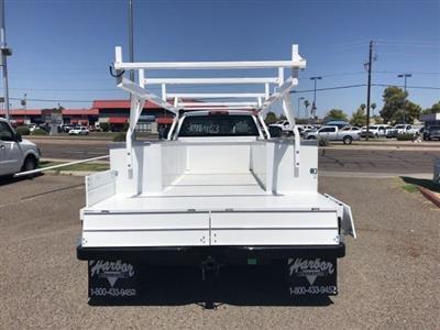 2019 Silverado Medium Duty Regular Cab DRW 4x2,  Harbor ComboMaster Combo Body #KH376453 - photo 5