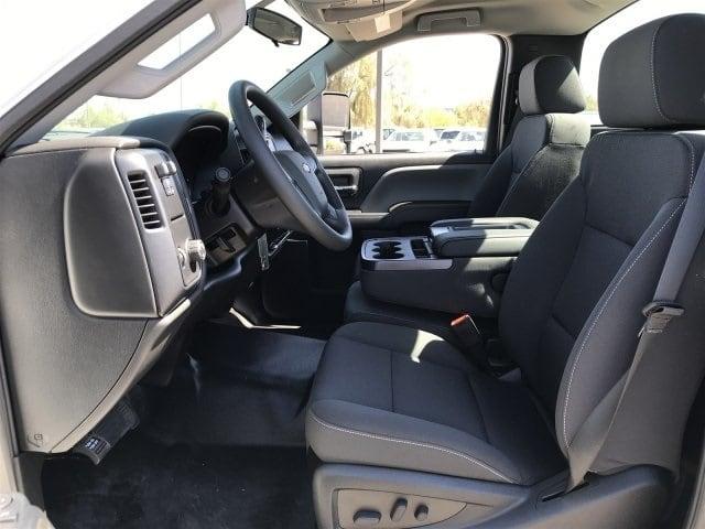 2019 Silverado Medium Duty DRW 4x2,  Cab Chassis #KH415267 - photo 13