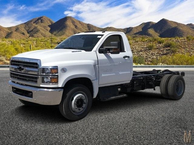 2019 Silverado Medium Duty DRW 4x2,  Cab Chassis #KH415267 - photo 1