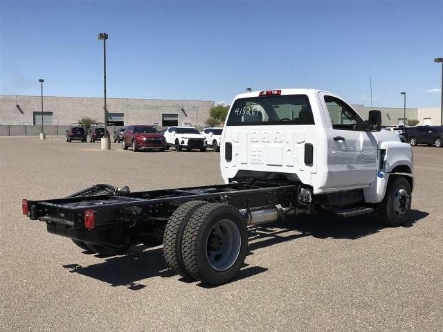 2019 Silverado Medium Duty DRW 4x2,  Cab Chassis #KH415267 - photo 4