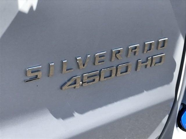 2019 Silverado Medium Duty DRW 4x2,  Cab Chassis #KH415267 - photo 7