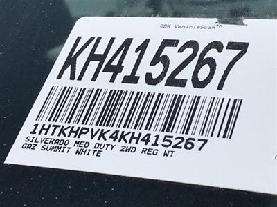 2019 Silverado Medium Duty DRW 4x2,  Cab Chassis #KH415267 - photo 20