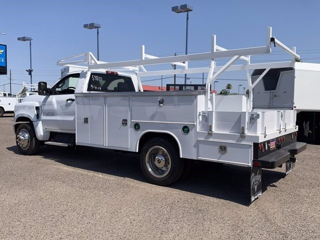 2019 Chevrolet Silverado 5500 Regular Cab DRW RWD, Harbor Combo Body #KH598101 - photo 1