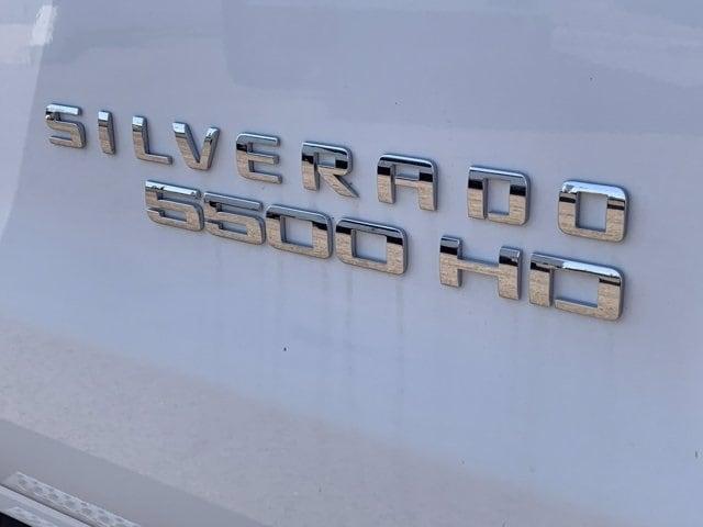 2019 Chevrolet Silverado 5500 Regular Cab DRW RWD, Harbor ComboMaster Combo Body #KH598101 - photo 10