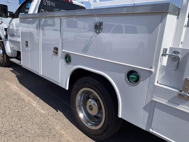 2019 Chevrolet Silverado 5500 Regular Cab DRW RWD, Harbor ComboMaster Combo Body #KH598101 - photo 15