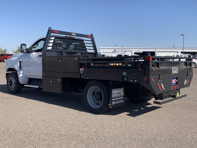 2019 Silverado 5500 Regular Cab DRW 4x2, Freedom Contractor Body #KH598101 - photo 1