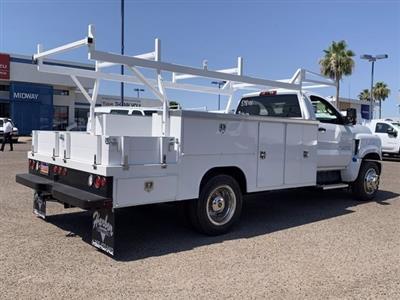 2019 Chevrolet Silverado 5500 Regular Cab DRW 4x2, Harbor ComboMaster Combo Body #KH598101 - photo 6