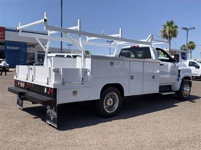 2019 Chevrolet Silverado 5500 Regular Cab DRW RWD, Harbor ComboMaster Combo Body #KH598101 - photo 6