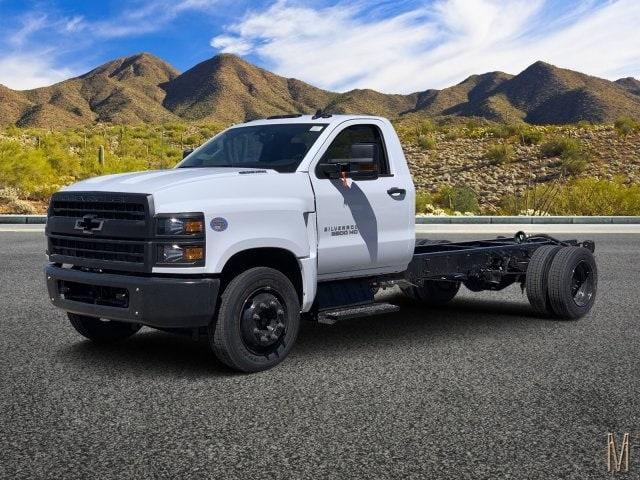 2019 Silverado Medium Duty DRW 4x2,  Cab Chassis #KH827544 - photo 1