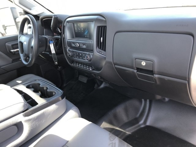 2019 Silverado 4500 Regular Cab DRW 4x2, Harbor ComboMaster Combo Body #KH862832 - photo 10