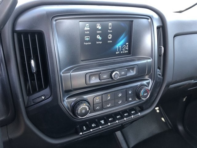 2019 Silverado 4500 Regular Cab DRW 4x2, Harbor ComboMaster Combo Body #KH862832 - photo 15