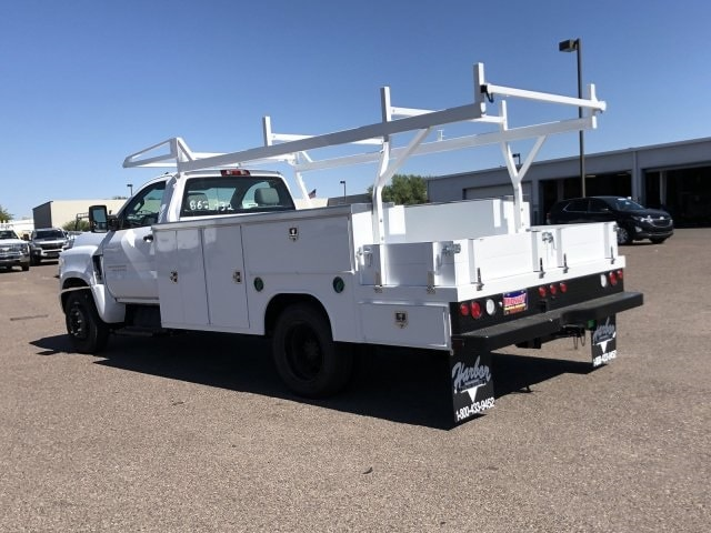 2019 Silverado 4500 Regular Cab DRW 4x2, Harbor Combo Body #KH862832 - photo 1