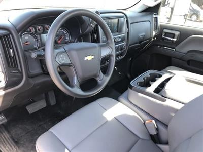 2019 Silverado 4500 Regular Cab DRW 4x2, Harbor ComboMaster Combo Body #KH862832 - photo 11
