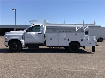2019 Silverado 4500 Regular Cab DRW 4x2, Harbor ComboMaster Combo Body #KH862832 - photo 3