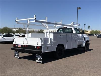 2019 Silverado 4500 Regular Cab DRW 4x2, Harbor ComboMaster Combo Body #KH862832 - photo 5