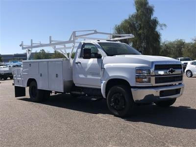 2019 Silverado 4500 Regular Cab DRW 4x2, Harbor ComboMaster Combo Body #KH862832 - photo 7