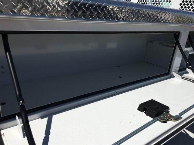 2019 Silverado Medium Duty Regular Cab DRW 4x2,  Royal Contractor Body #KH886109 - photo 10