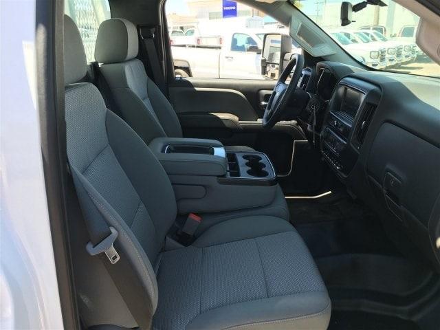 2019 Silverado Medium Duty Regular Cab DRW 4x2,  Royal Contractor Body #KH886109 - photo 15