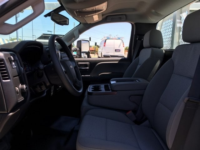 2019 Silverado Medium Duty Regular Cab DRW 4x2,  Royal Contractor Body #KH886109 - photo 18