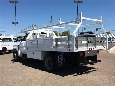 2019 Silverado Medium Duty Regular Cab DRW 4x2,  Royal Contractor Body #KH886109 - photo 2