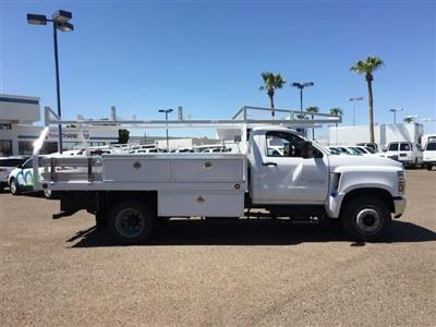 2019 Silverado Medium Duty Regular Cab DRW 4x2,  Royal Contractor Body #KH886109 - photo 7
