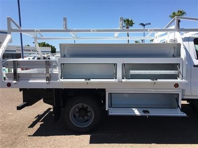 2019 Silverado Medium Duty Regular Cab DRW 4x2,  Royal Contractor Body #KH886109 - photo 8