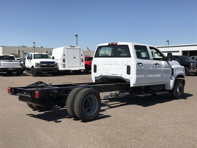 2019 Silverado Medium Duty Crew Cab DRW 4x2,  Cab Chassis #KH886111 - photo 4
