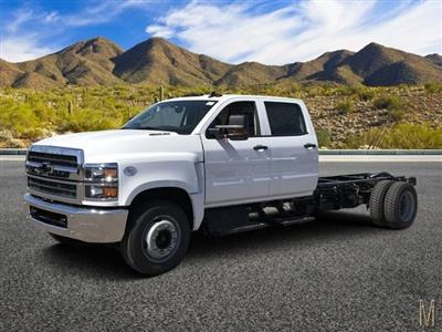 2019 Silverado Medium Duty Crew Cab DRW 4x2,  Cab Chassis #KH886111 - photo 1