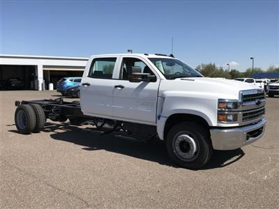 2019 Silverado Medium Duty Crew Cab DRW 4x2,  Cab Chassis #KH886111 - photo 3