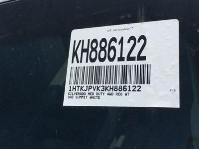 2019 Silverado Medium Duty Regular Cab 4x4,  Cab Chassis #KH886122 - photo 24