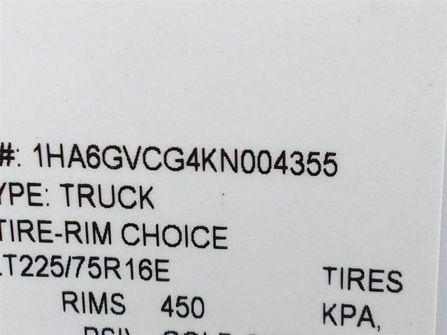 2019 Express 4500 4x2,  Supreme Iner-City Cutaway Van #KN004355 - photo 21