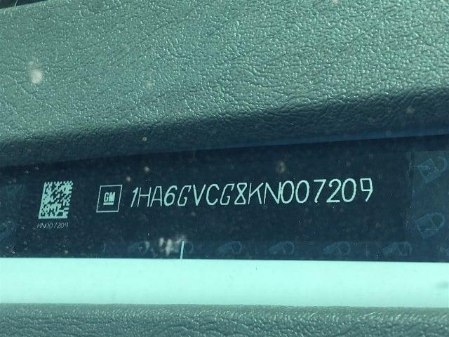 2019 Express 4500 4x2,  Morgan Parcel Aluminum Cutaway Van #KN007209 - photo 22
