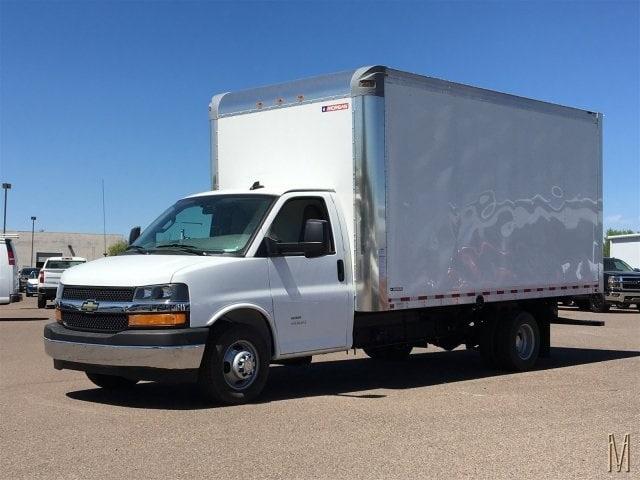 2019 Express 4500 4x2,  Morgan Cutaway Van #KN007209 - photo 1