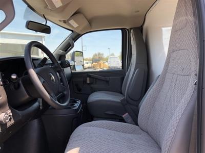 2019 Express 4500 4x2,  Morgan Parcel Aluminum Cutaway Van #KN007278 - photo 13