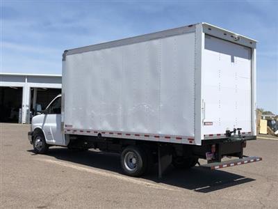 2019 Express 4500 4x2,  Morgan Parcel Aluminum Cutaway Van #KN007278 - photo 2
