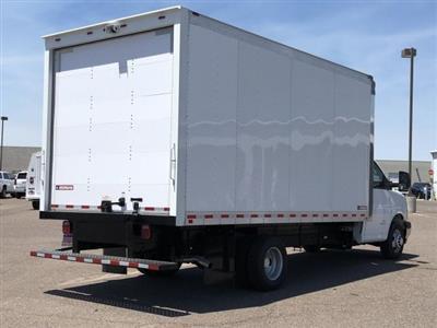 2019 Express 4500 4x2,  Morgan Parcel Aluminum Cutaway Van #KN007278 - photo 4
