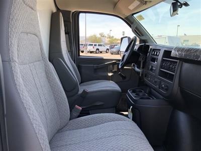 2019 Express 4500 4x2,  Morgan Parcel Aluminum Cutaway Van #KN007278 - photo 6