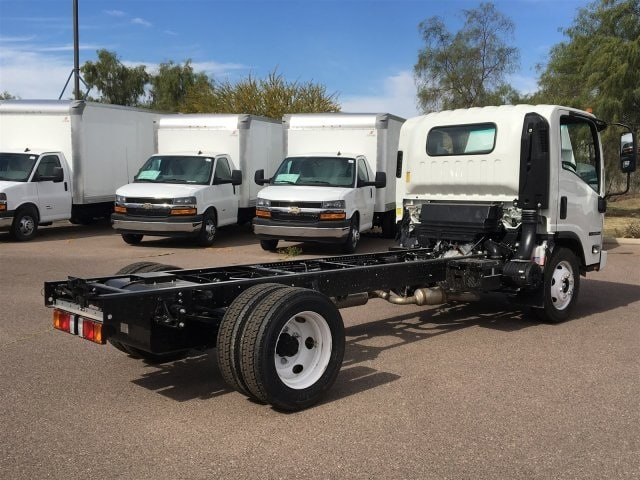 2019 NPR-HD Regular Cab 4x2,  Cab Chassis #KS802305 - photo 4