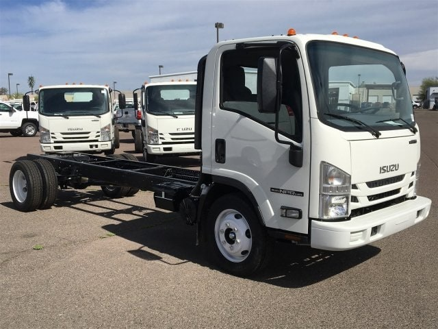 2019 NPR-HD Regular Cab 4x2,  Cab Chassis #KS802449 - photo 3